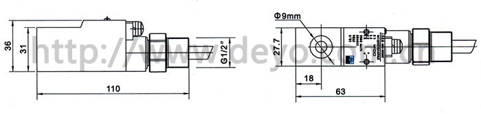 em551防爆电磁阀线圈,防爆线圈图片