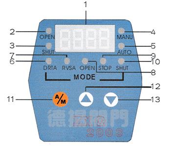 智能控制模块接线